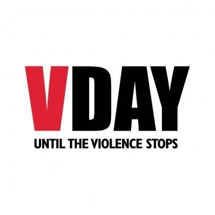 free vector V day 0