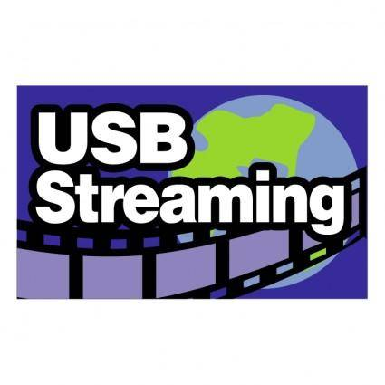 free vector Usb streaming
