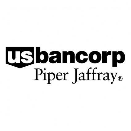 free vector Us bancorp piper jaffray