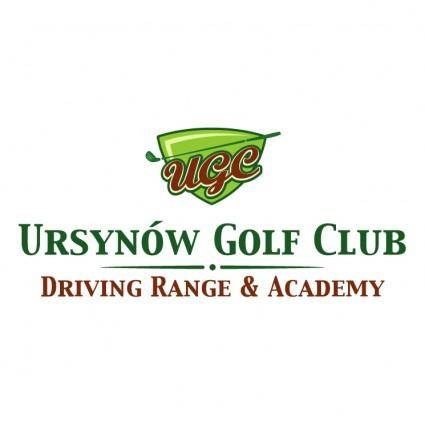 free vector Ursynow golf club 1