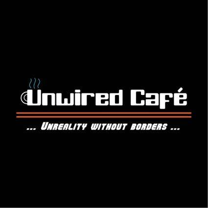 Unwired cafe