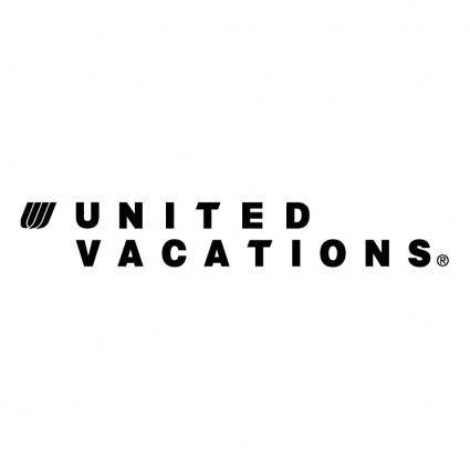 free vector United vacations