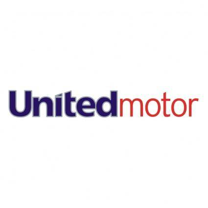 free vector United motor