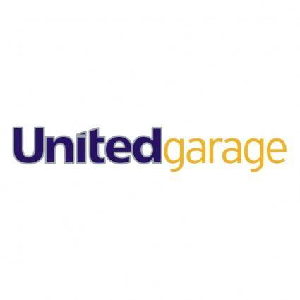 free vector United garage