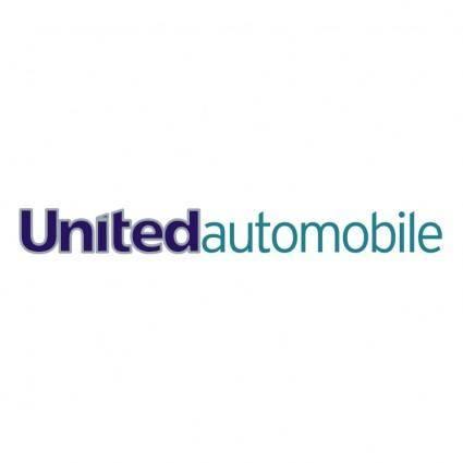 free vector United automobile