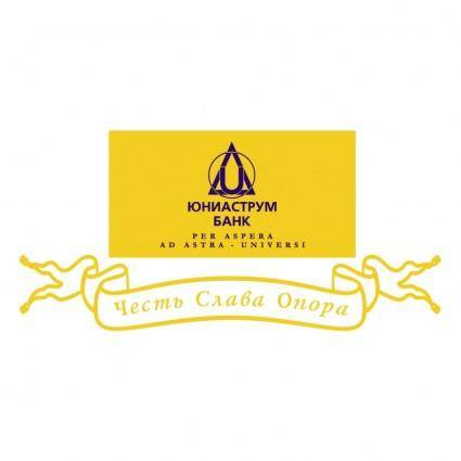 free vector Uniastrum bank