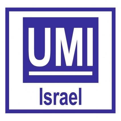 free vector Umi israel