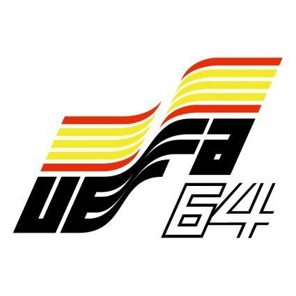 free vector Uefa euro 64 spain