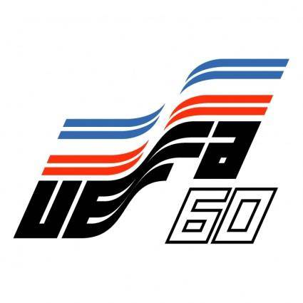 free vector Uefa euro 60 france