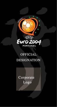 free vector Uefa euro 2004 portugal 48