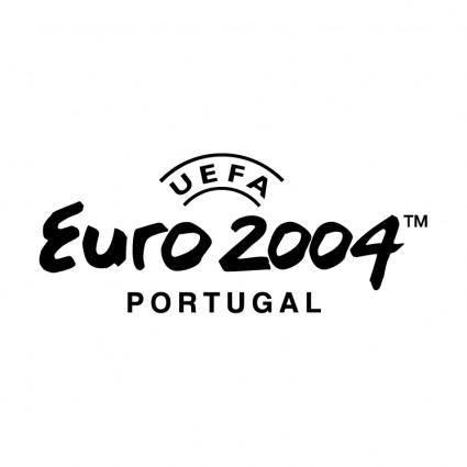 free vector Uefa euro 2004 portugal 40