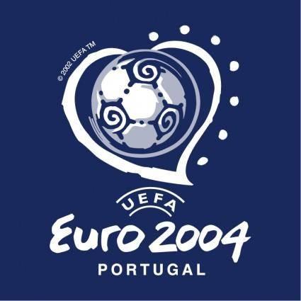 free vector Uefa euro 2004 portugal 28