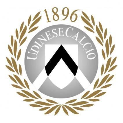 free vector Udinese calcio