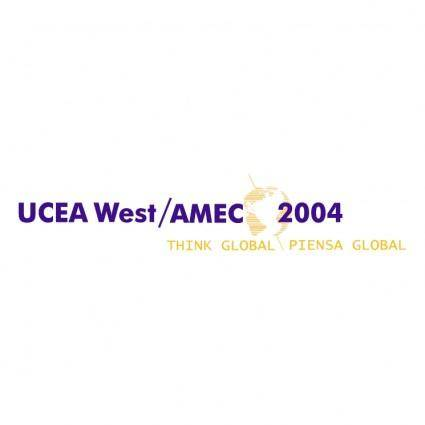 Ucea west amec 2004