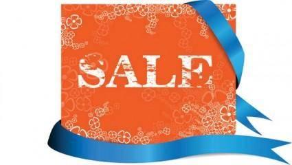 free vector Special sales discount graphic design vector 2