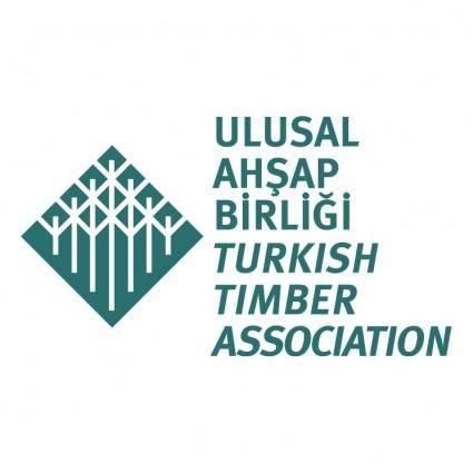 free vector Turkish timber association