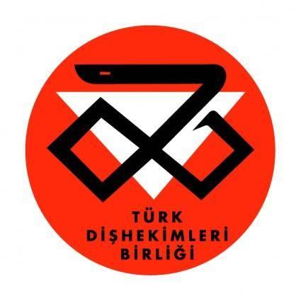 free vector Turk dishekimleri birligi