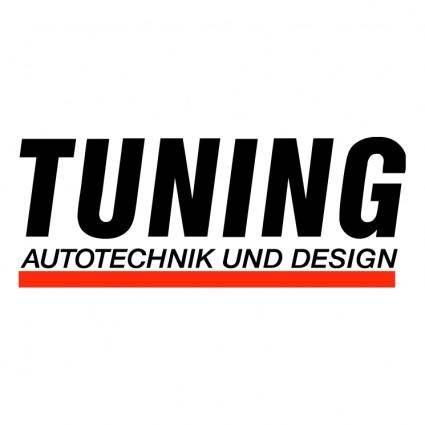 Tuning autotechnik und design