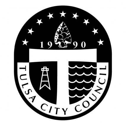 free vector Tulsa city council