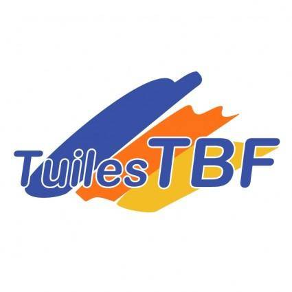 Tuiles tbf