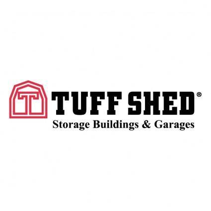 free vector Tuff shed