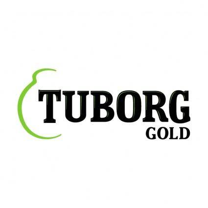 free vector Tuborg gold
