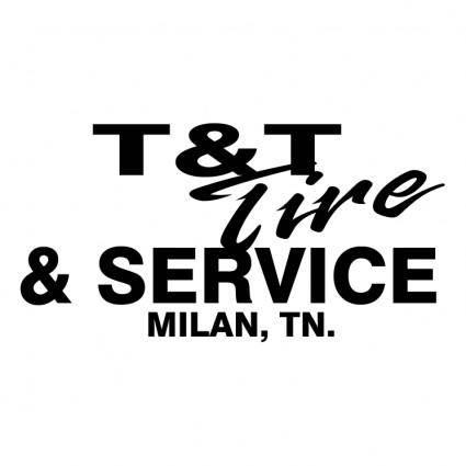 free vector Tt tire service