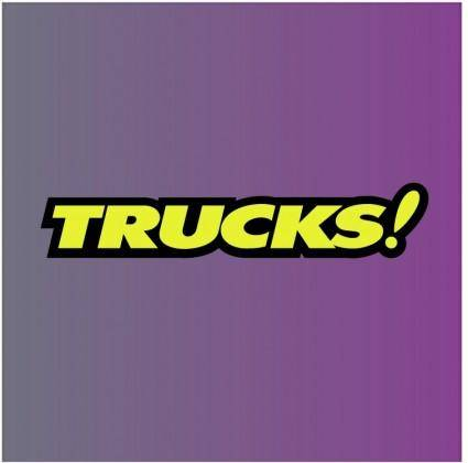 free vector Trucks
