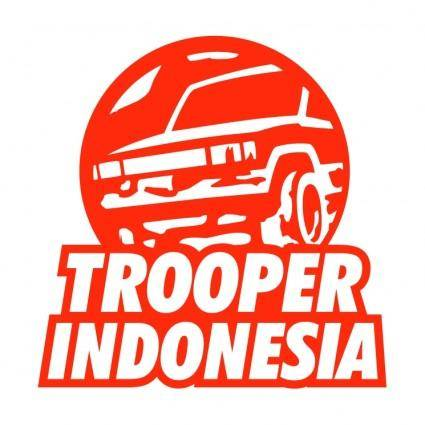 free vector Trooper indonesia