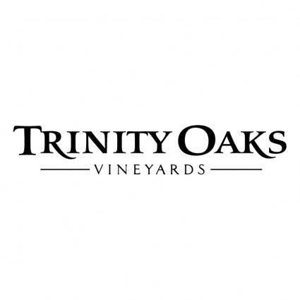 free vector Trinity oaks