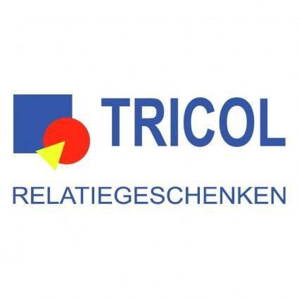 free vector Tricol relatiegeschenken