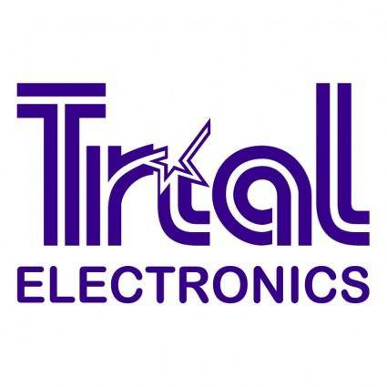 free vector Trial electronics