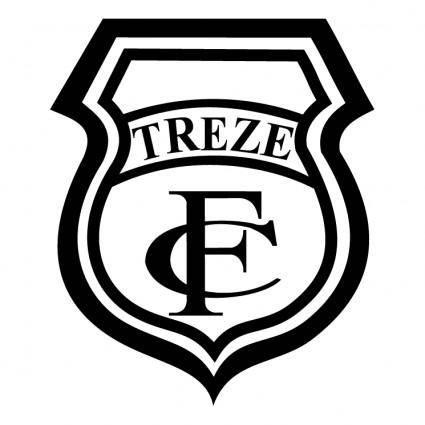 free vector Treze fc