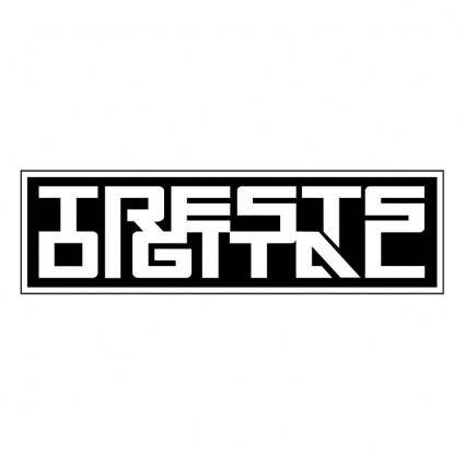 free vector Trests digital