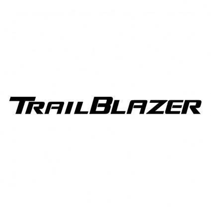 free vector Trailblazer