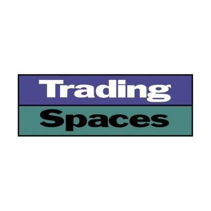 free vector Trading spaces