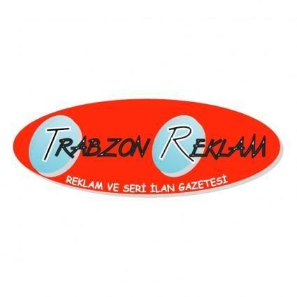 free vector Trabzon reklam
