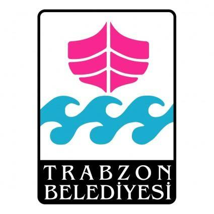 free vector Trabzon belediyesi