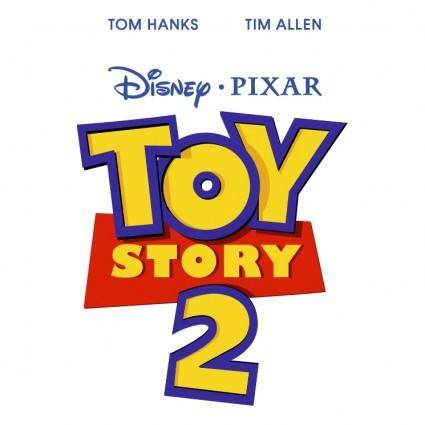 free vector Toy story 2 0