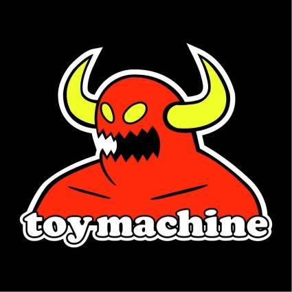 free vector Toy machine