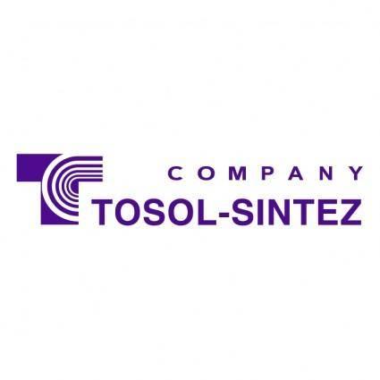 free vector Tosol sintez