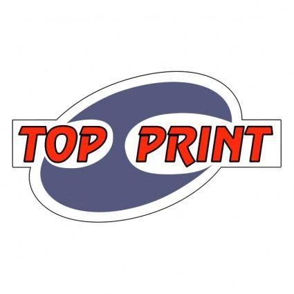 Top print 0