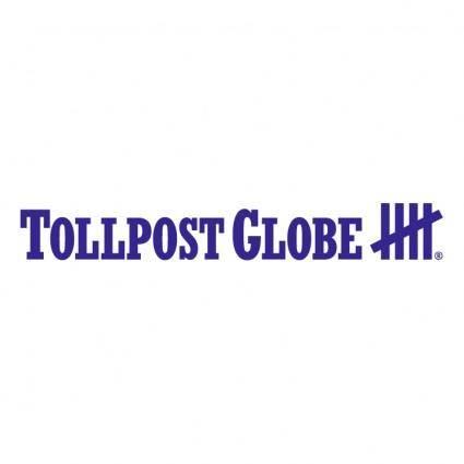 Tollpost globe as