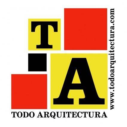 Todo arquitectura