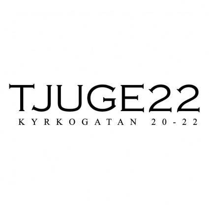 Tjuge22