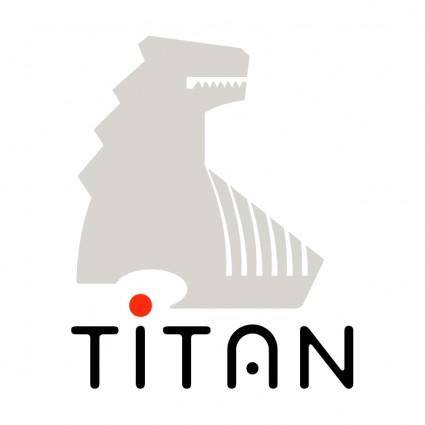 free vector Titan 4