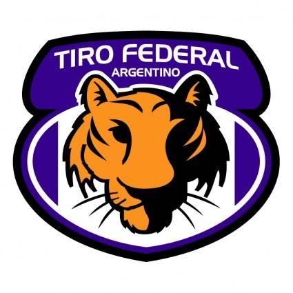 free vector Tiro federal argentino de luduena 0