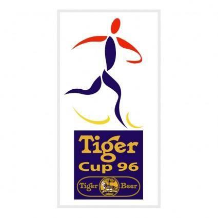 free vector Tiger cup 1996