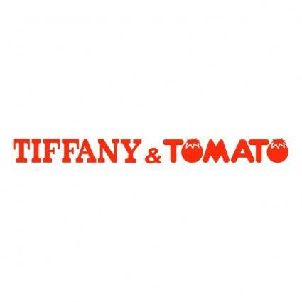 free vector Tiffany tomato