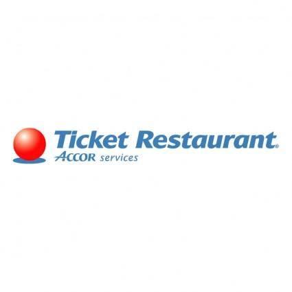 Ticket restaurant 0